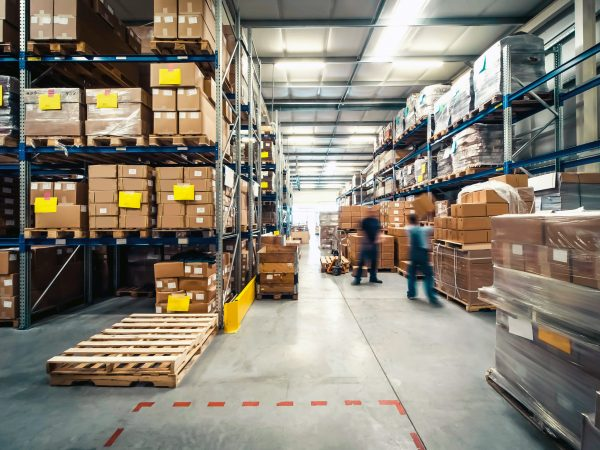 Industries TSI services include warehouse & distribution.